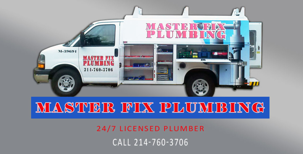 Emergency Plumbing Services in North Texas by Master Fix Plumbing | 214-760-3706