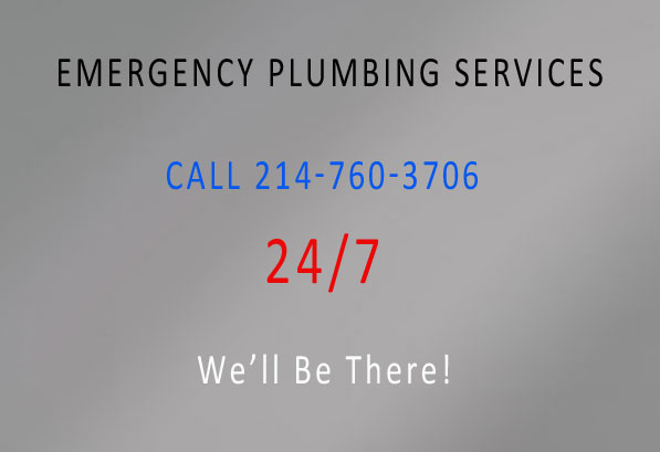 Master Fix Plumbing provides emergency plumbing services in the Dallas Metroplex with 24/7 availability. Please call us at 214-760-3706.