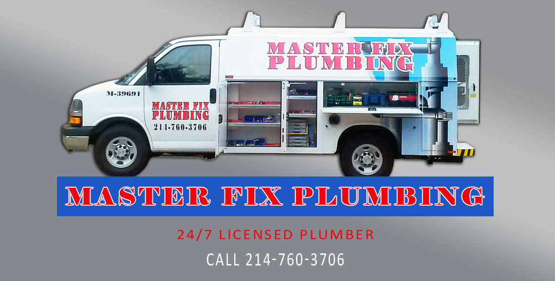 Emergency Plumbing Services in Dallas by Master Fix Plumbing