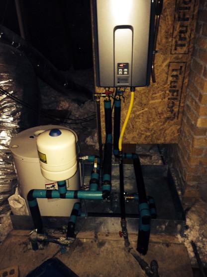 Spa Plumbing installed by Master Fix Plumbing