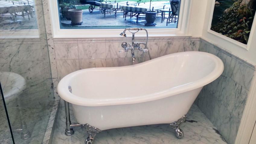 Master Bath & Shower Plumbing Upgrade by Master Fix Plumbing
